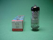 UM80 org. Telefunken <> Röhre  Valve Tube NOS / UM 80 -> Röhrenradio