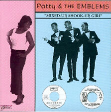 Patty & Emblems-Tribute To The Mixed Up Shook Up Girl-Philly Soul CD