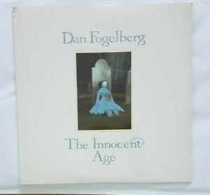 X-RARE 1981 LP Original New & Sealed ♦ DAN FOGELBERG : THE INNOCENT AGE