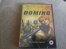Domino (DVD, 2006) new and sealed freepost
