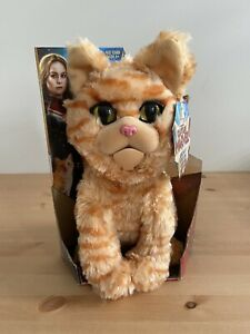 Marvel Captain Marvel Goose The Cat Flerken Plush Toy NIB