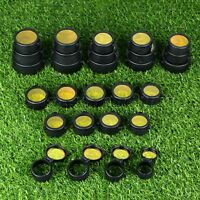 Outdoor Shooting Rifle Scope Lens Cover Flip Up Scope Protect Cap 30mm-69mm 1×
