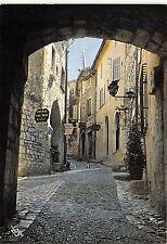 BR4556 Le portail XIVe siecle, Au soleil de la Cote d´Azur saint paul  france