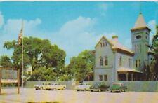 50's Parking Area-Old Jail-ST. AUGUSTINE, Florida
