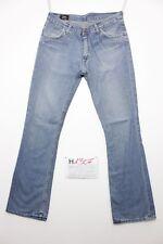 Lee reed bootcut jeans usato (Cod.H1307) Tg.48 W34 L34 boyfriends donna