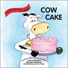 Cow Cake First Sound Series /K/ Book Speech Therapy