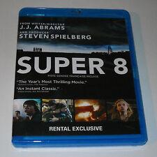 Super 8 Movie Bluray Used
