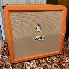 Orange 4x12 Slanted PPC412 AD Amplifier Cab Cabinet w/ Celestion Vintage 30 G12
