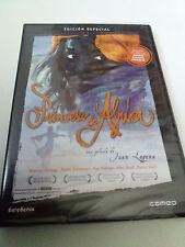 """DVD """"PRINCESA DE AFRICA"""" PRECINTADO SEALED DVD + CD BSO OST JUAN LAGUNA"""