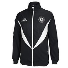Adidas ~ Brooklyn Nets Full-Zip Resonate Jacket $90 NWT