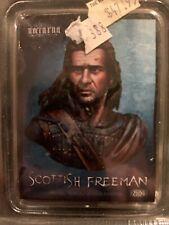 Nocturna NB01 The Scottish Freeman Warrior Hero Wallace NIB