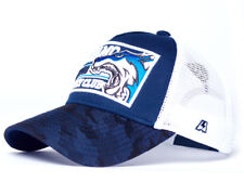 HC Dynamo Moscow KHL Trucker Hat. Snapback blue/white