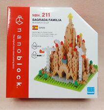 nanoblock NBH_211 Sagrada Familia