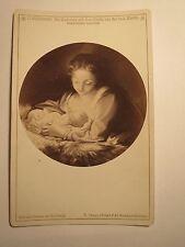 Correggio - Die Madonna mit dem Kinde aus der heil. Nacht - Kunstbild / KAB