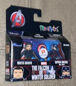 Walgreens Exc The Falcon & Winter Soldier Minimates Winter Soldier & John Walker