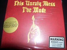 MACKLEMORE & RYAN LEWIS This Unruly Mess Ive Made (Australia) CD – New