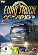 Euro Truck Simulator 2: Scandinavia (PC, Steam Key Download Code) Keine DVD