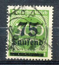 Reich 286 gebruikt (1); infla geprüft