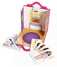 American Girl FASHION SHOW Paper Doll Play Book Dolls Clothes Stage NEW SEALED