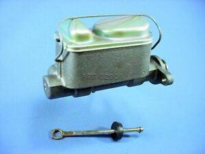 New 6692075 Brake Master Cylinder for 75-83 E-100 E-150 w/o Power Brakes