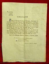 G75-VERONA, RICERCHE PER RINTRACCIARE IL SACERDOTE MILZ (AUSTRIA), LAVANT,1818