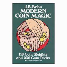 Tours De Magie Moderne Pièce De Monnaie Magique Bobo Livre Dover