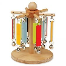 New FLUORESCENT MIRROR CHIMEABOUT Wooden Sensory Toy SEN Autism