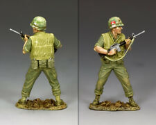 KING & COUNTRY VIETNAM WAR VN003 U.S. MARINE STANDING READY MIB