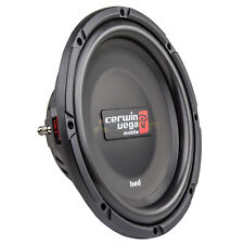 """12"""" Shallow Subwoofer Dual 4 Ohm 1200W Max Power HED Series Cerwin Vega HS124D"""