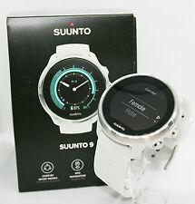 ✅ Suunto 9 G1 White GPS Herrenuhr SS050143000 Bluetooth Smartwatch ✅