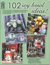 102 Ivy Bowl Ideas Project Book 2001 Terrarium Topiary Party Favor Wedding Xmas