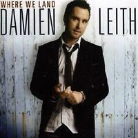 DAMIEN LEITH Where We Land CD NEW