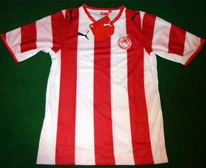 Olympiakos Piräus Trikot Jersey Camiseta Größe 176 NEU PUMA für Kinder +