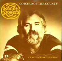 Kenny Rogers Coward of the County / I want to make you smile