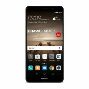 Huawei Mate 9 MHA-L29 64GB Space Grey Grau Ohne Simlock Dual Sim NEU