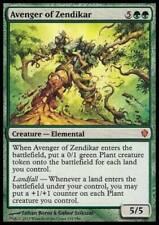 Avenger of Zendikar Commander 1 mtg 2013 NM Green Mythic Rare MAGIC CARD