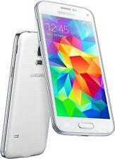 Samsung Galaxy S5 Mini Smartphone Shimmery White G800F Handy ohne Vertrag