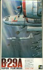 USA Vintage  1/100 B-29A  FUJI