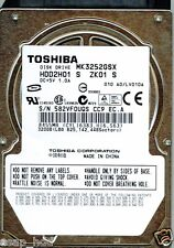 TOSHIBA 320GB MK3252GSX,  HDD2H01 S ZK01S