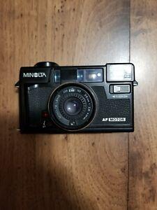 As Is Minolta Hi Matic AF2 M 35mm Film Point & Shoot JAPAN