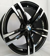 "4 CERCHI IN LEGA 8 + 9 x 19"" NEW M-SPORT specifico BMW SERIE 3 4 5xd 6  X1 X3 X4"