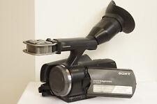 Sony nex-vg10e Full HD Flash videocámara con 14,2 megapíxeles body + garantía