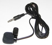 3.5mm Jack Spina Mini Clip per Microfono Mic Con Colletto Della Camicia Cravatta Clip