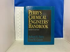 Perry's Chemical Engineers' Handbook by Robert H. Perry/Don W. Green 7th Edition