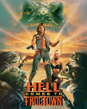Hell Comes to Frogtown Blu-Ray + DVD Vinegar Syndrome 1988 slipcover