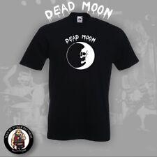 DEAD MOON T-SHIRT (GRÖSSEN S bis 5XL)