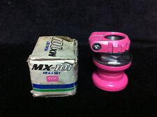 Rare NOS 1980s PINK TIOGA MX101 LOCKING HEAD SET Old School BMX Lock Hutch GT CW