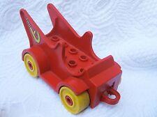 Camioncino dei pompieri Lego DUPLO cod. 2635 (Fire Engine) anno 1982
