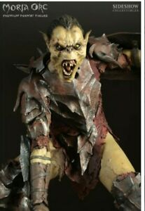 Moria Orc Premium Format Exclusive  Lord of the Rings Sideshow / Weta BRAND NEW!