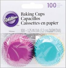 Wilton Baking Cups, Jewel Assorted, 100 ct